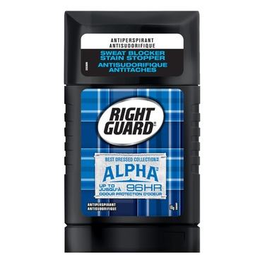 Right Guard Best Dressed Collection - Alpha Antiperspirant