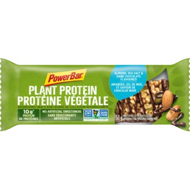 PowerBar Plant Protein Almond, Sea Salt and Dark Chocolate