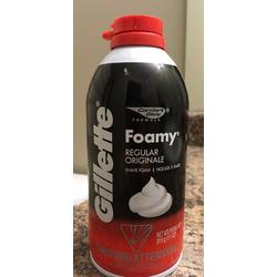 Gillette Comfort Glide Formula FOAMY