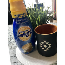 International Delight Reduced Sugar French Vanilla