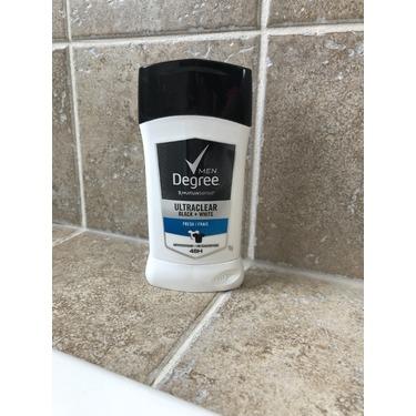 Degree Men® Ultraclear Black + White® Fresh Antiperspirant Stick