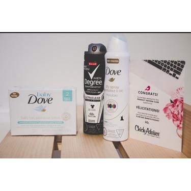 Degree Men® Ultraclear Black + White® Dry Spray Antiperspirant