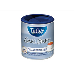 Tetley Earl Grey Decaffeinated