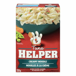 Tuna Helper Creamy Noodle