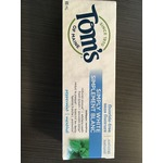 Tom's of Maine Simply White Menthol