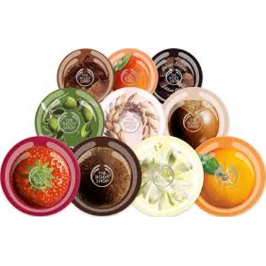 Body Shop - Body Butters
