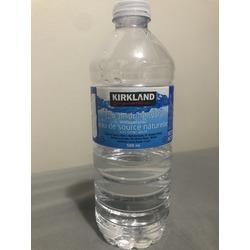 Kirkland Signature National Spring Water
