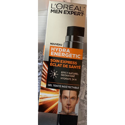 L'Oreal Men Expert Hydra Energetic Moisturizing Fluid Serum